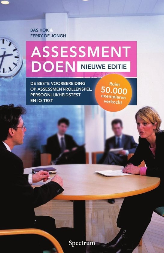 assessment doen beste boek